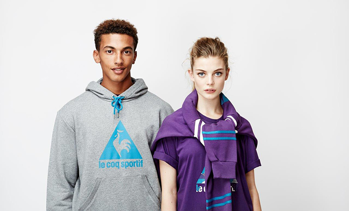 Le Coq Sportif Fall:Winter 2014 Legacy Collection lookbook 007