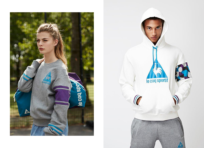 Le Coq Sportif Fall:Winter 2014 Legacy Collection lookbook 009