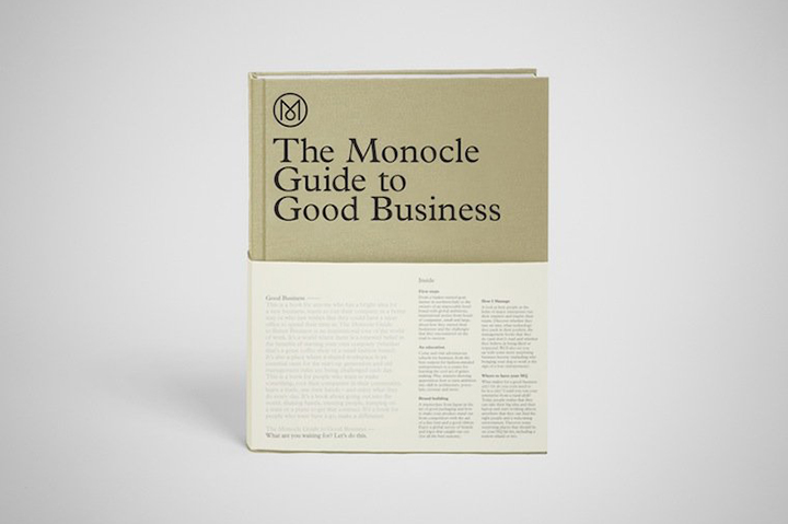 Monocle Guide to Good Business 002