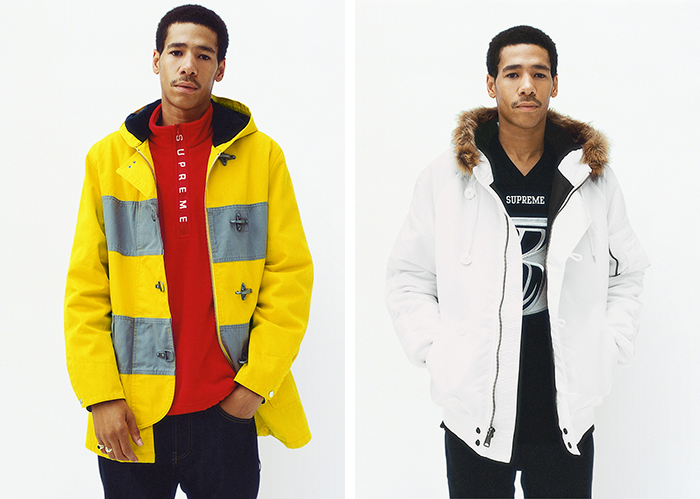 Supreme Fall Winter 2014 lookbook 006