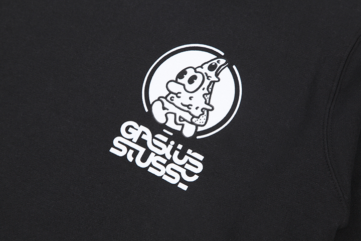 Gasius Stüssy pizza capsule collection 027