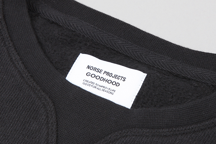 Norse Projects for Goodhood collaborative collection 001