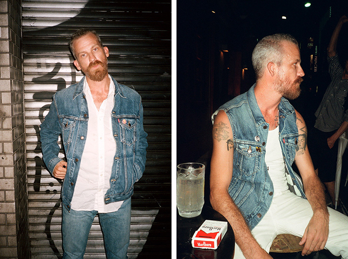 Supreme Levis Fall 2014 collection 001