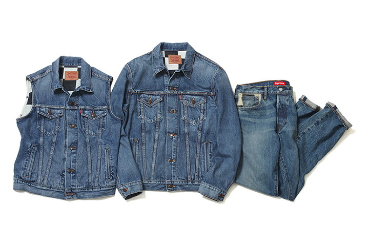 Supreme Levis Fall 2014 collection 002