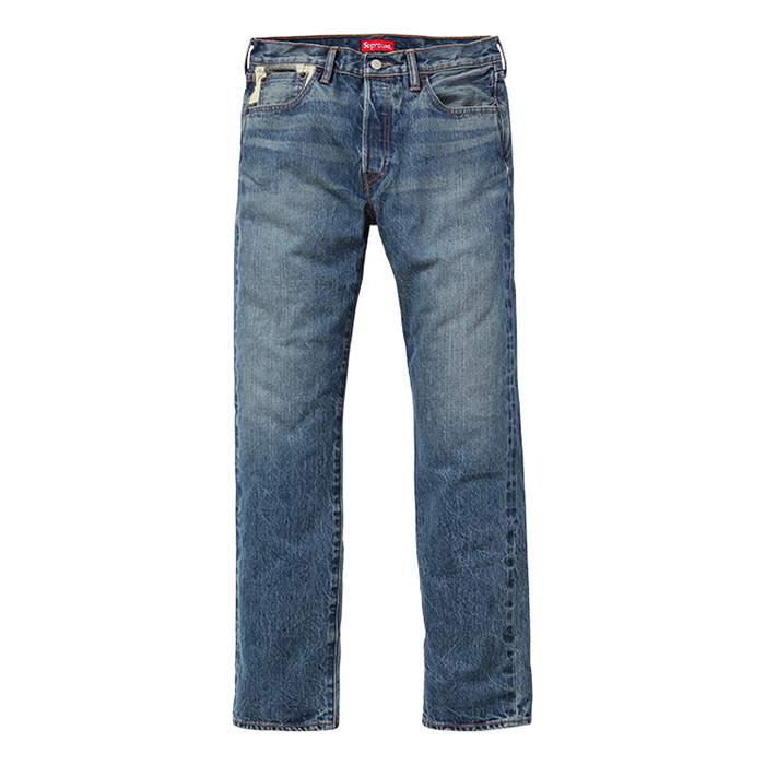 Supreme Levis Fall 2014 collection 008