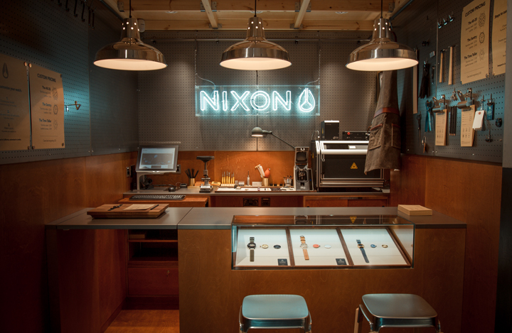 Nixon Carnaby Store London 001