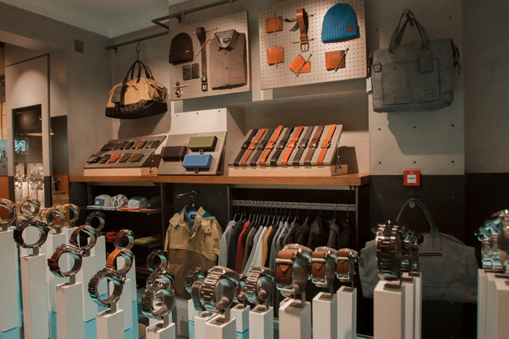 Nixon Carnaby Store London 006