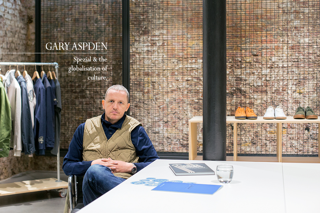 Interview Gary Aspden on Spezial and the globalisation of culture by The Daily Street 01