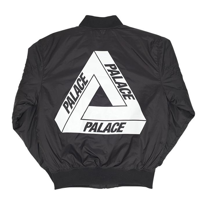 Palace Skateboards Thinsulate Bomber Jacket 06