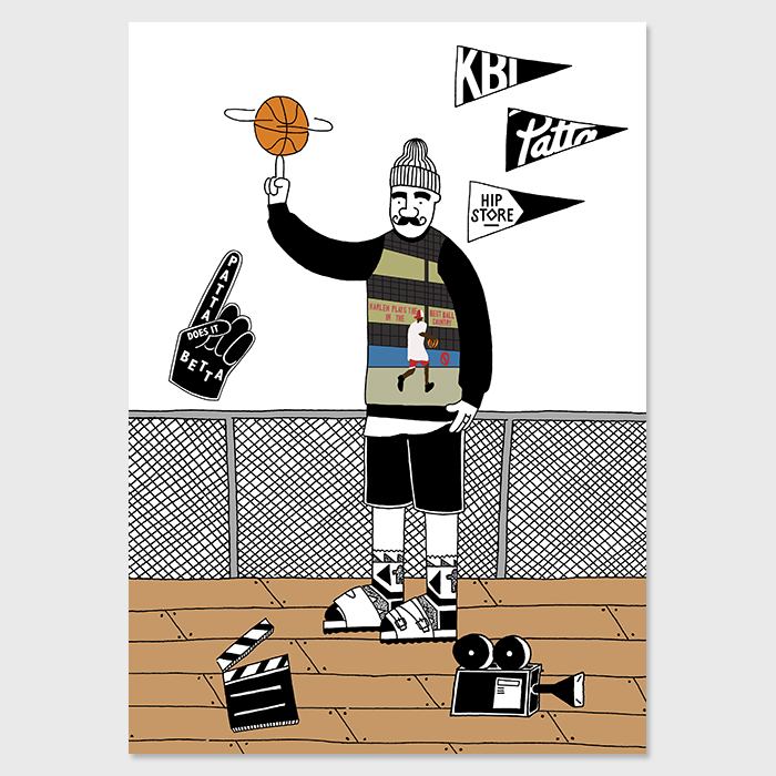 Patta Bobbito by Josh Parkin for The Hip Store 03