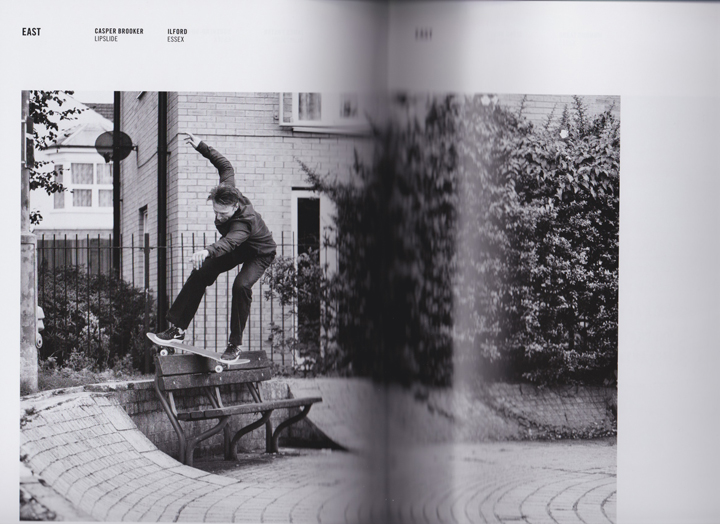 Inside Nike SB NESW Book The Daily Street 07