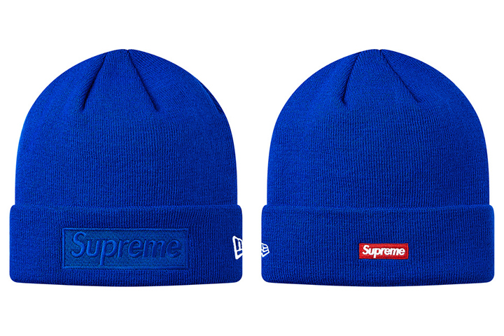 Supreme New Era Box Logo beanie The Daily Street 07