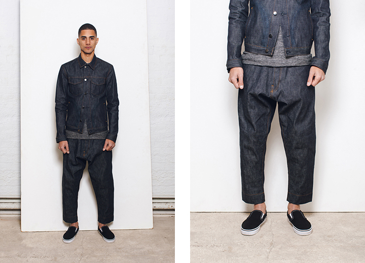 Clothsurgeon denim collection lookbook 2015 02