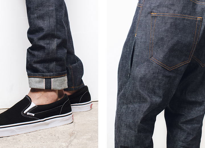 Clothsurgeon denim collection lookbook 2015 06