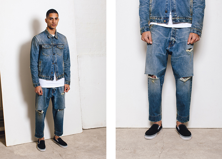 Clothsurgeon denim collection lookbook 2015 08