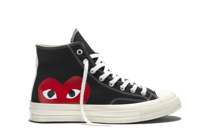 COMME des GARCONS PLAY Converse Chuck Taylor All Star 70 06