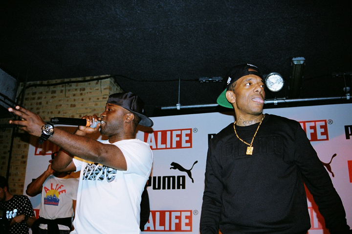 Recap PUMA ALIFE Sessions London Mobb Deep The Daily Street 15