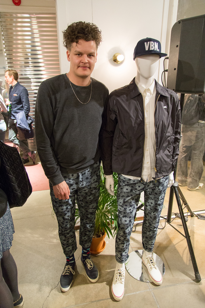 Sperry by Velour launch Gothenburg The Daily Street-10