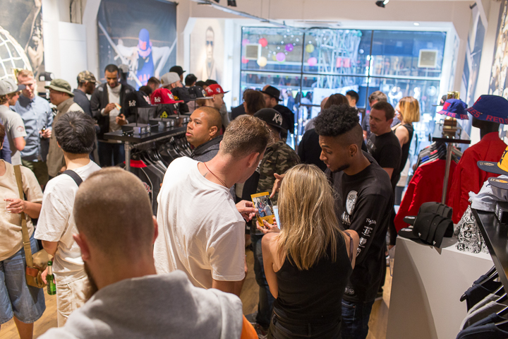 Recap Black Fives 47 Brand Launch London-1
