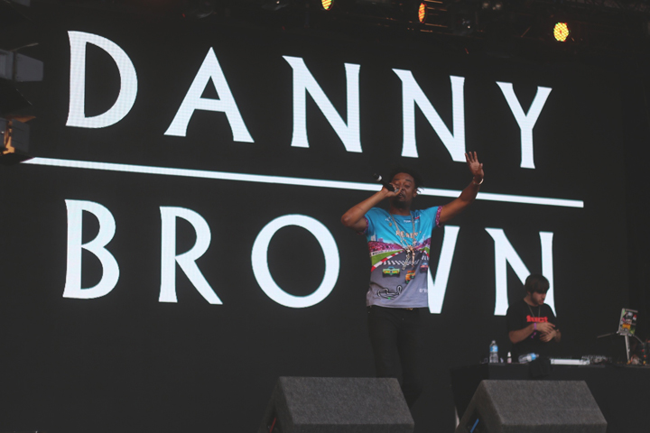 Lovebox - Danny Brown (for TDS)