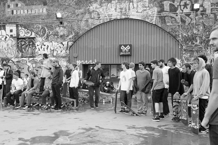 Recap adidas Skateboarding BOOST THE BAR Mile End London-11