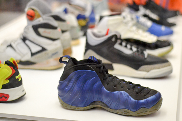 The Rise of Sneaker Culture exhibition Brooklyn Museum-1