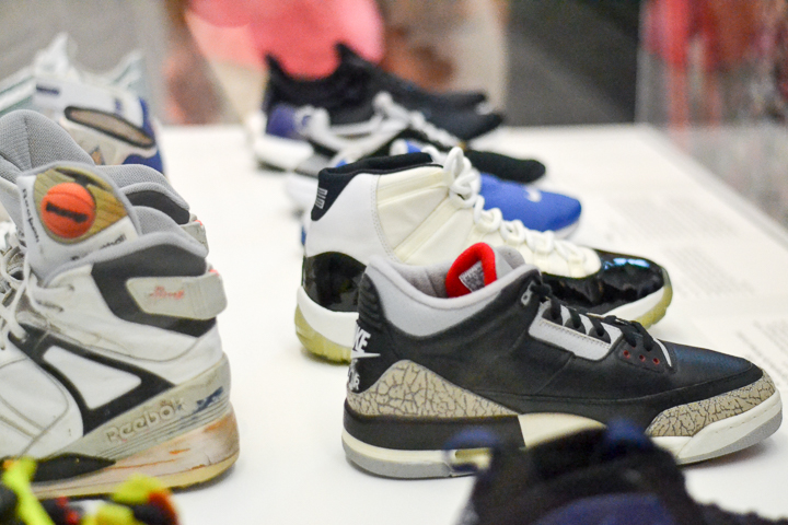 The Rise of Sneaker Culture exhibition Brooklyn Museum-4