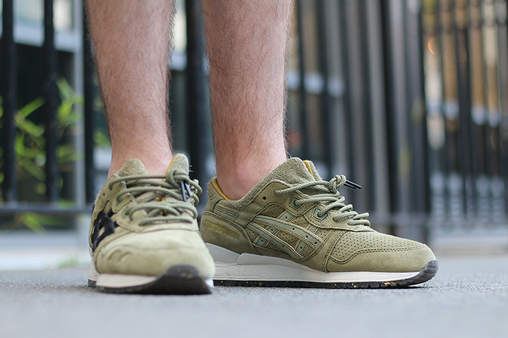 Footpatrol ASICS GEL Lyte III Squad by THE DAILY STREET 08
