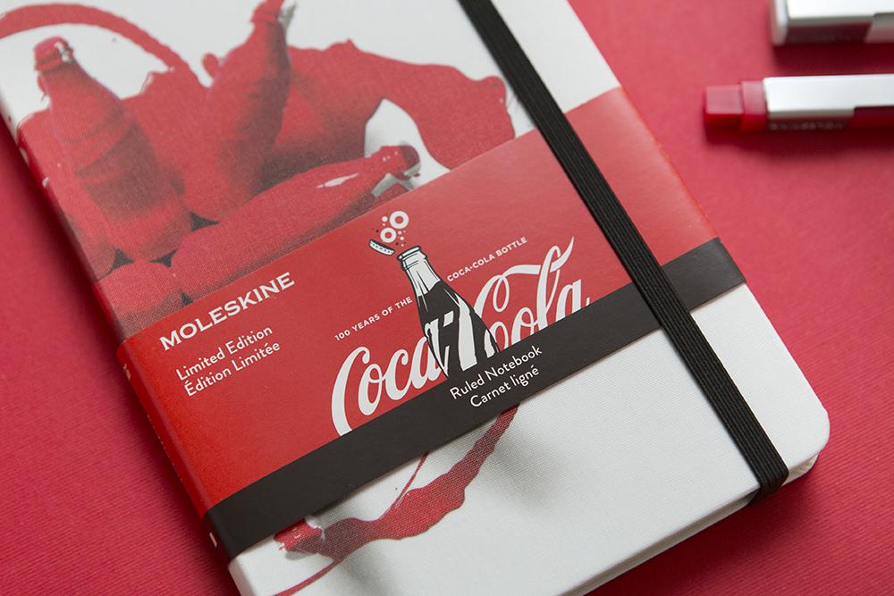 Coca-Cola Moleskine 04