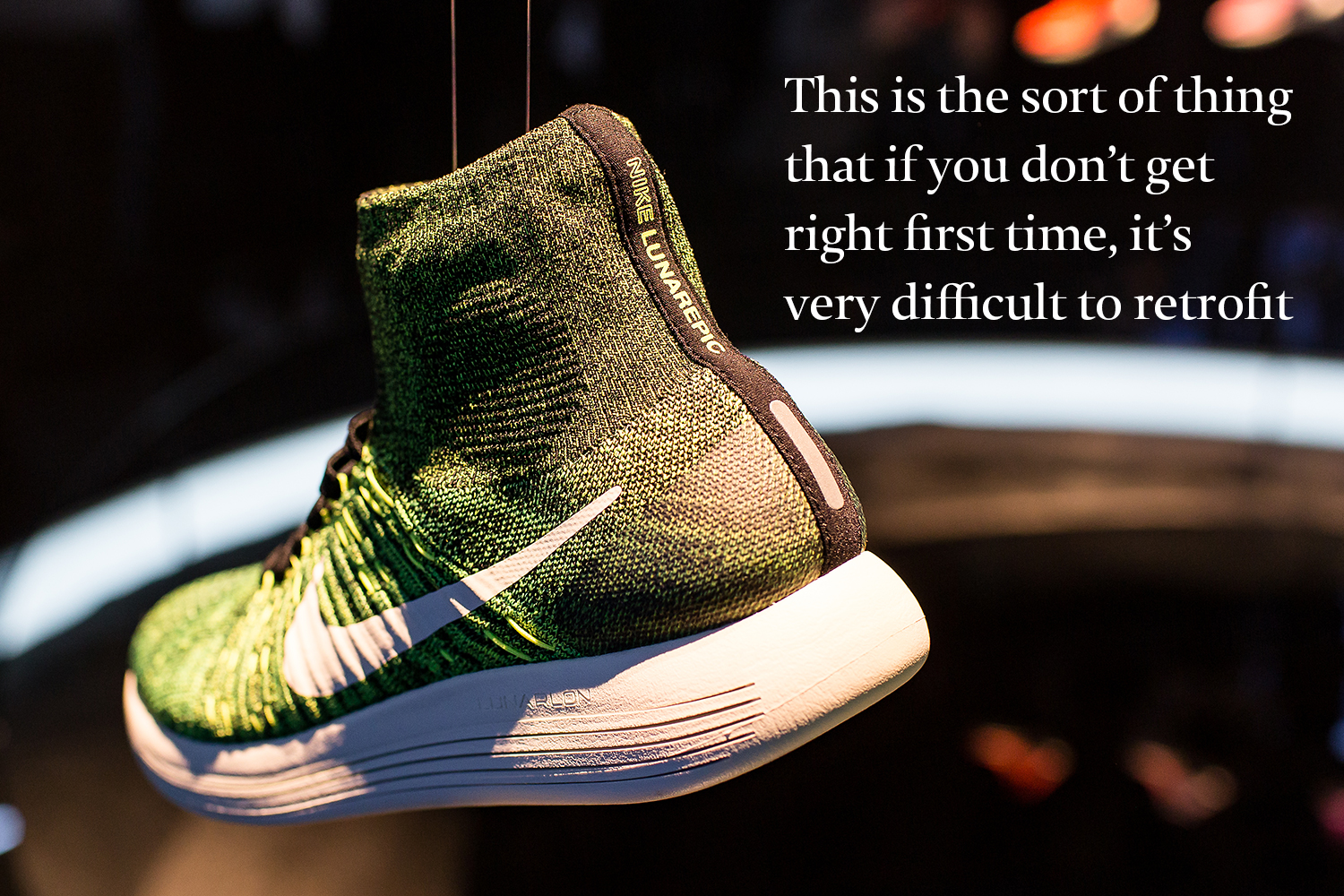 Phil McCartney interview Nike LunarEpic personalised future Nike Running THE DAILY STREET 03