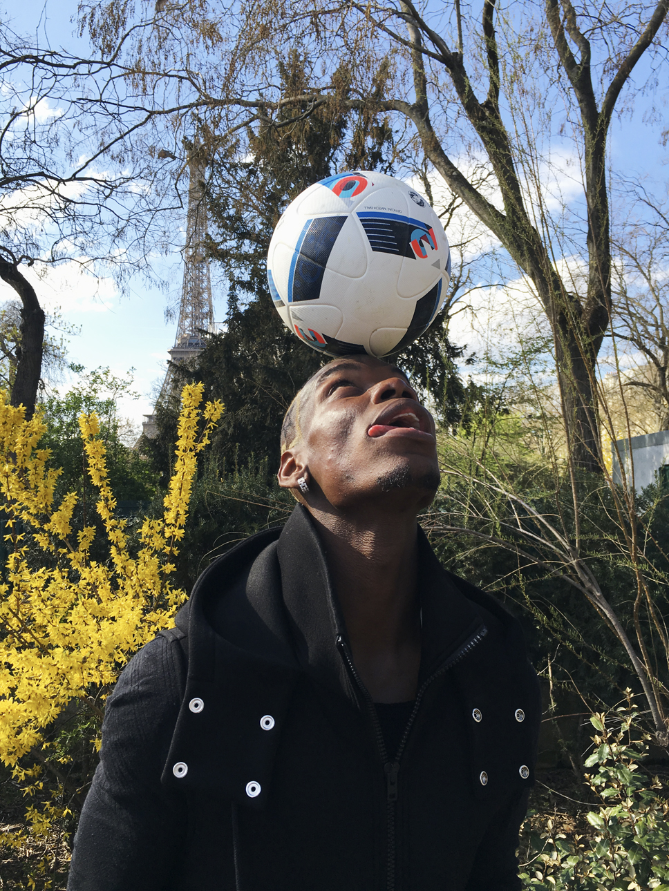 Paul Pogba by Jürgen Teller (1)