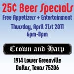 Dallas Observer April Tweetup