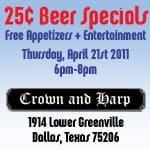 Dallas Observer April Tweetup