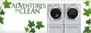 Win a new Frigidaire Affinity washer and dryer featuring Ready Steam