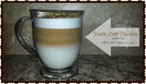 NESCAFE Dolce Gusto Review and Giveaway