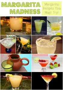 Margarita Madness: Delicious MUST Try Margaritas