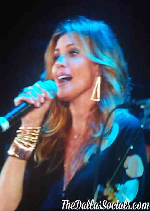 Faith Hill DAllas Tx Verizon Wireless