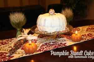 Bundt Cake Recipes and Ideas
