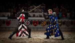 Head to Medieval Times this Spring Break