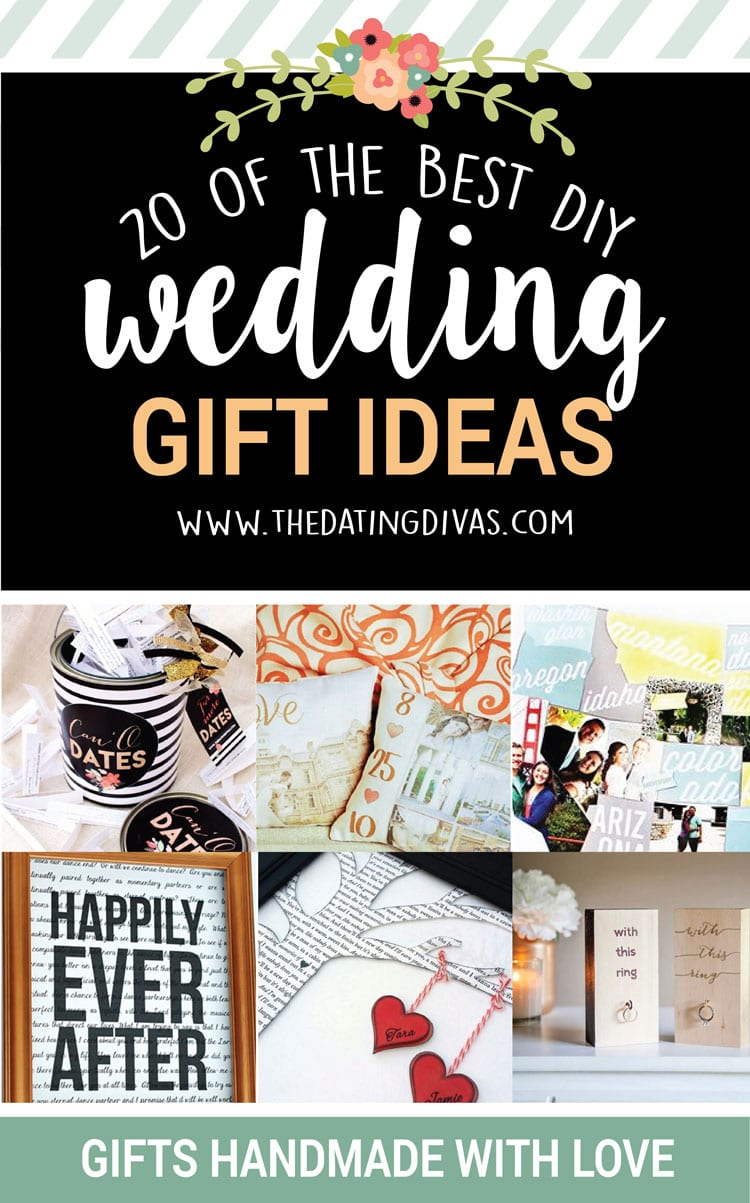best wedding gifts wedding gift of the BEST DIY wedding gifts to make for those you love