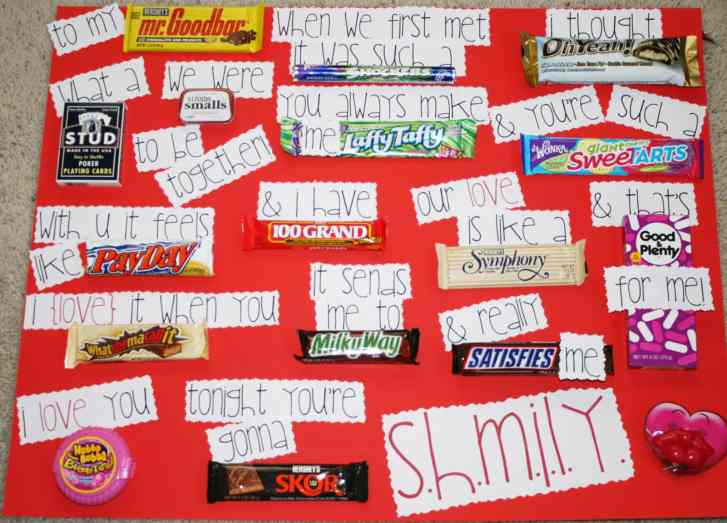 We Always See Cute Candy Bar Cards And They Are Sooooo Easy To Make