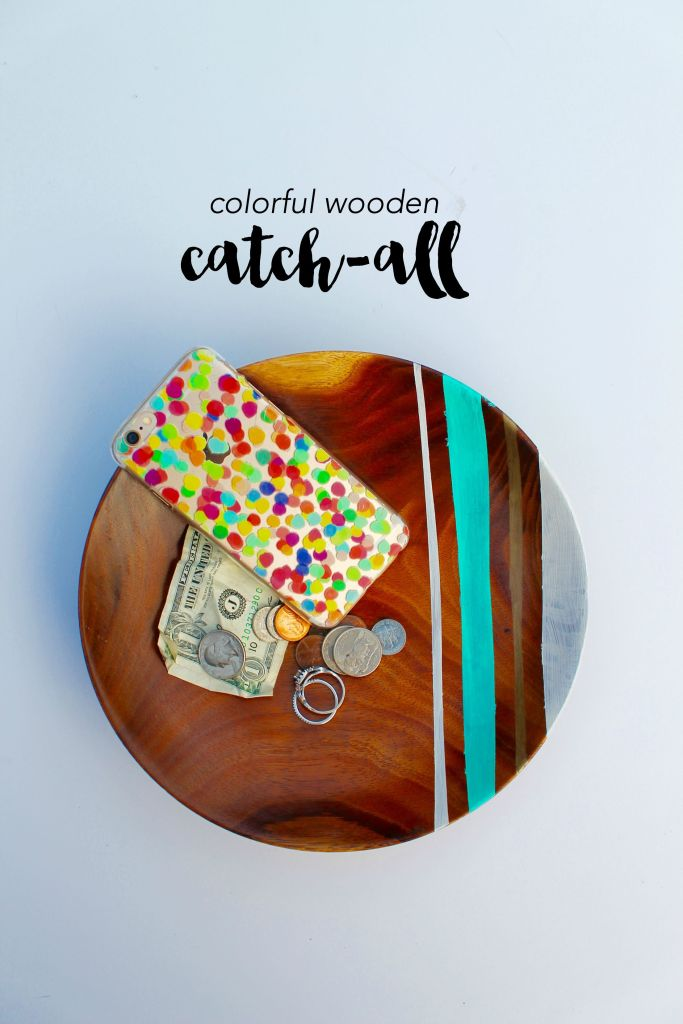 colorful-wooden-catch-all