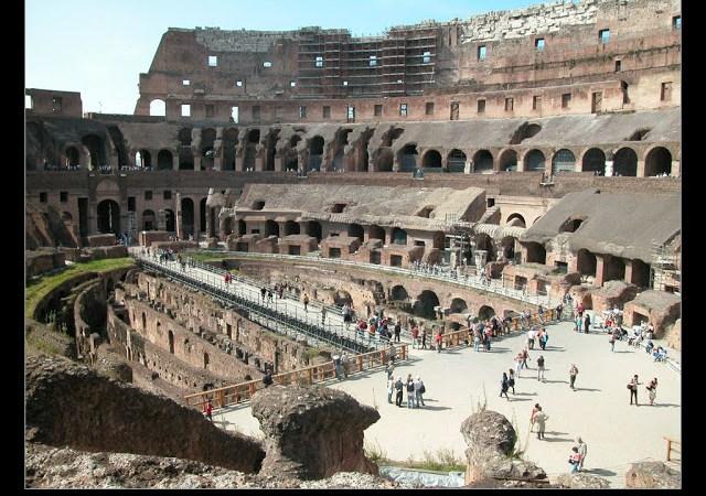 Rome-Colleseum