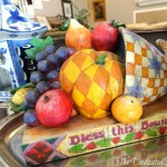 Fall Decor – What Little I Have