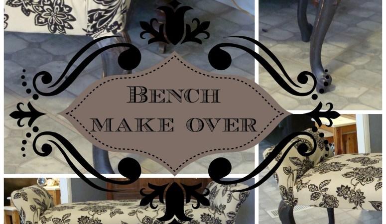 bench-makeover