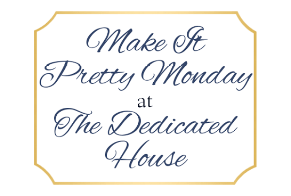 Make Pretty Monday - Week 196