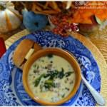 In the Kitchen:  Zuppa Toscana