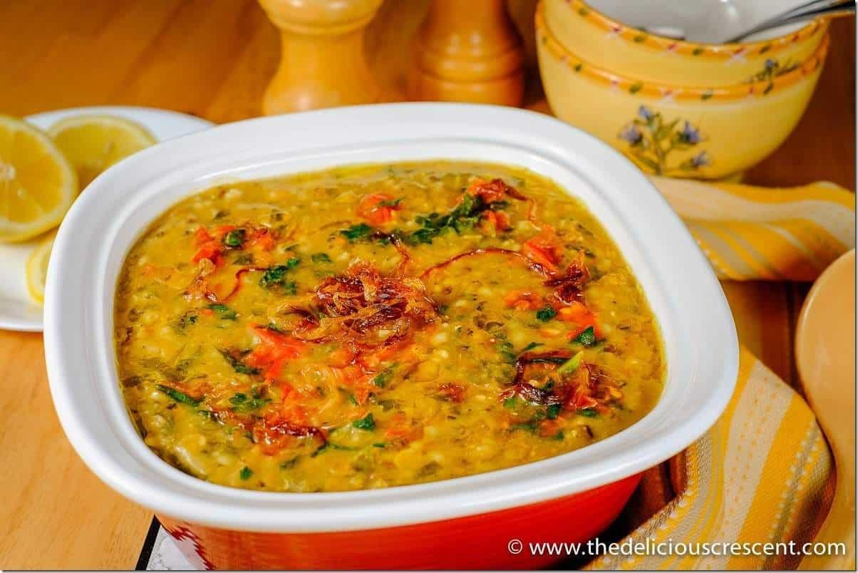 Methi Chicken Khichda (Savory Fenugreek Chicken Porridge)