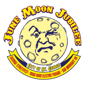 June Moon Jubilee logo