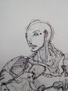 women-in-metal-armour-choutac-chung-a